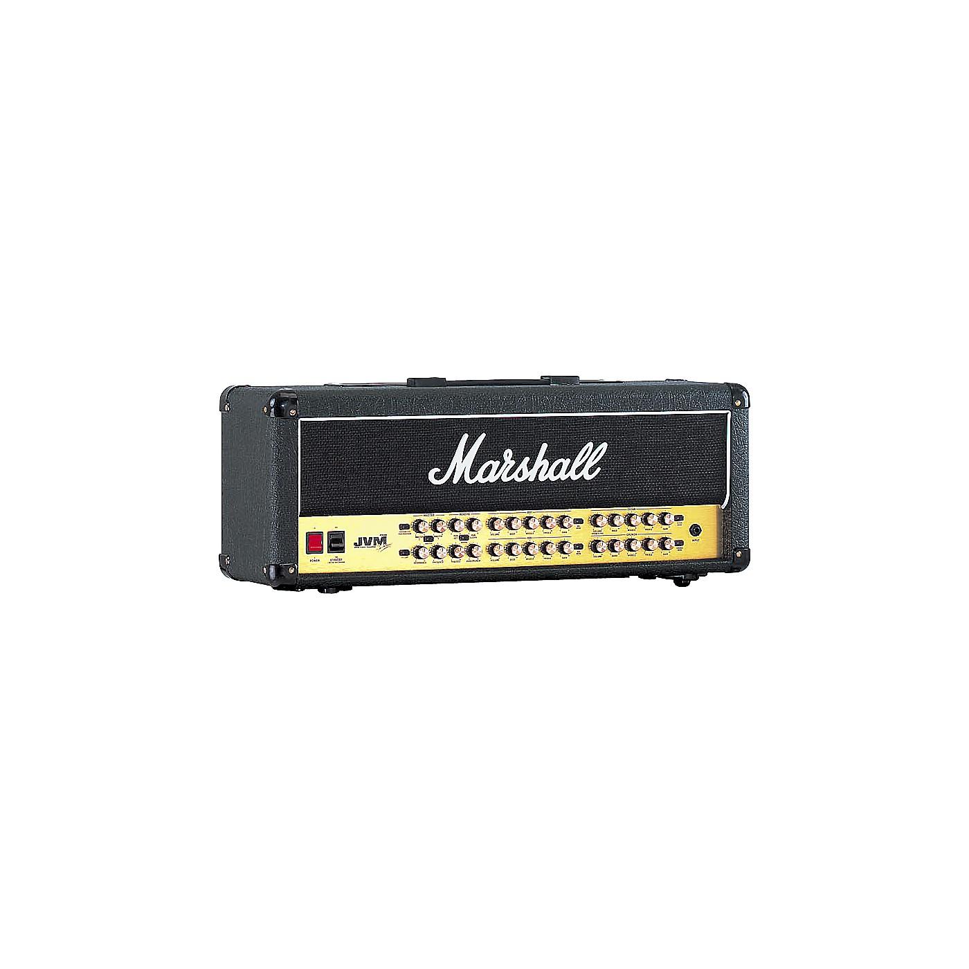 Marshall JVM Series JVM410H 100W Tube Guitar Amp Head thumbnail
