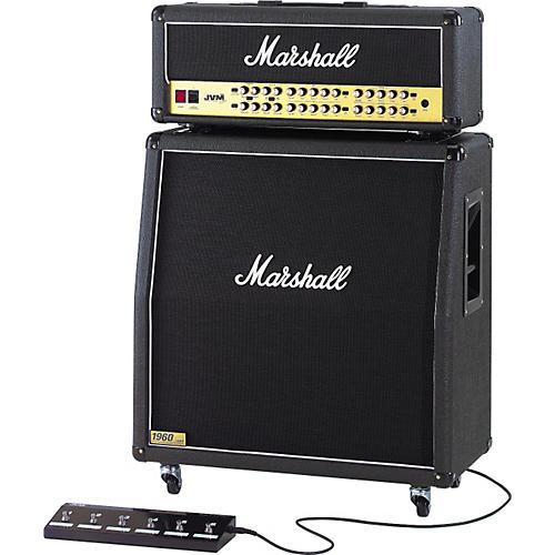 Marshall JVM410H and 1960A Half Stack thumbnail