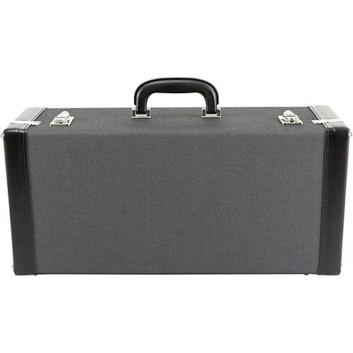 J. Winter JW 775 Deluxe Wood Double Trumpet Case-thumbnail