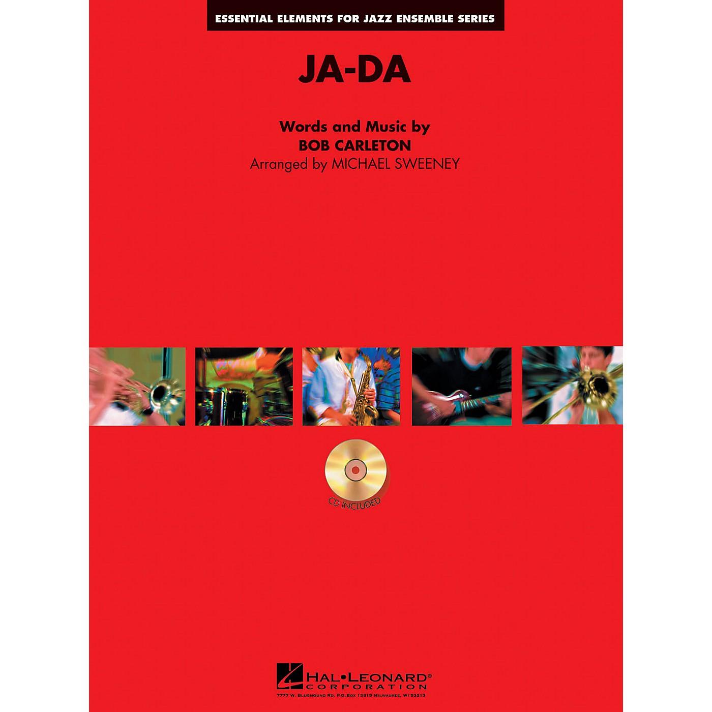 Hal Leonard Ja-Da Jazz Band Level 1-2 Arranged by Michael Sweeney thumbnail