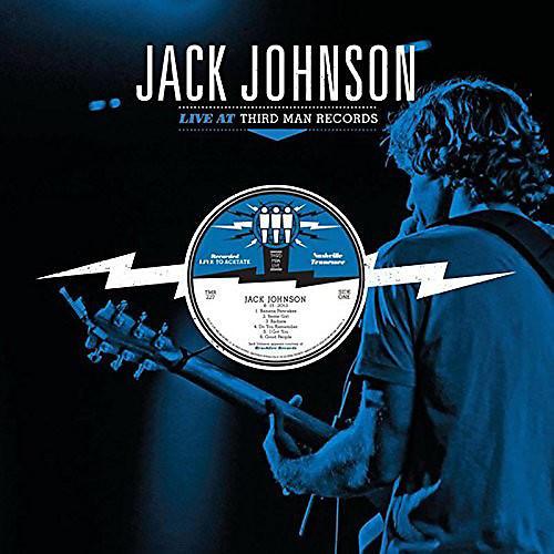 Alliance Jack Johnson - Live at Third Man Records 6-15-13 thumbnail