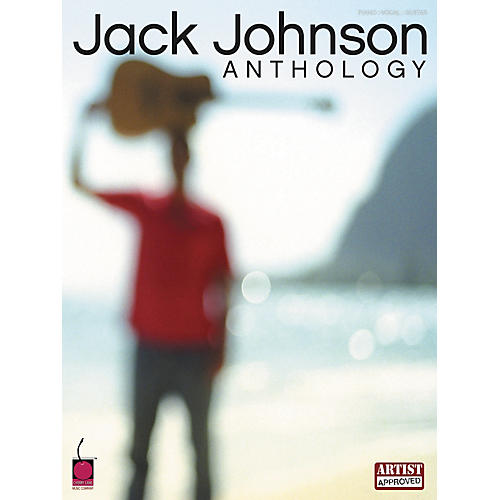 Cherry Lane Jack Johnson Anthology Piano, Vocal, Guitar Songbook-thumbnail