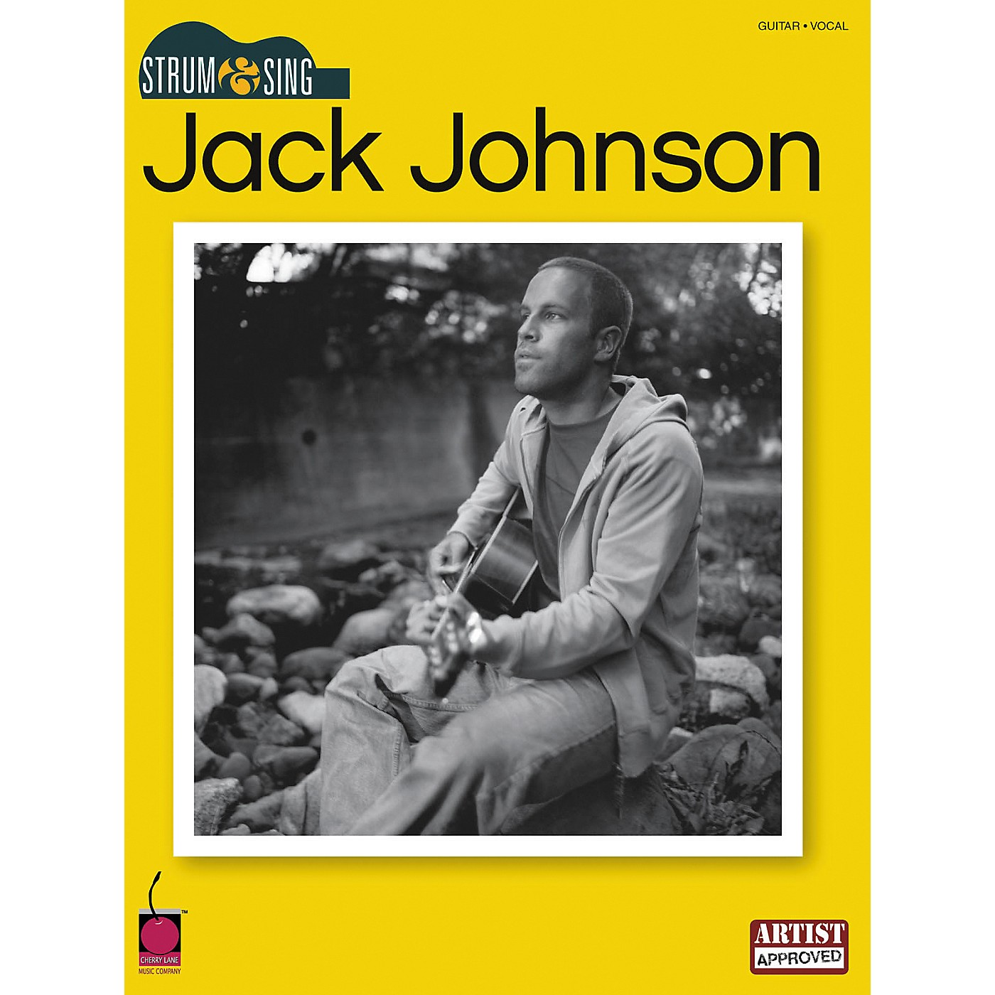 Cherry Lane Jack Johnson Strum & Sing Guitar Songbook thumbnail