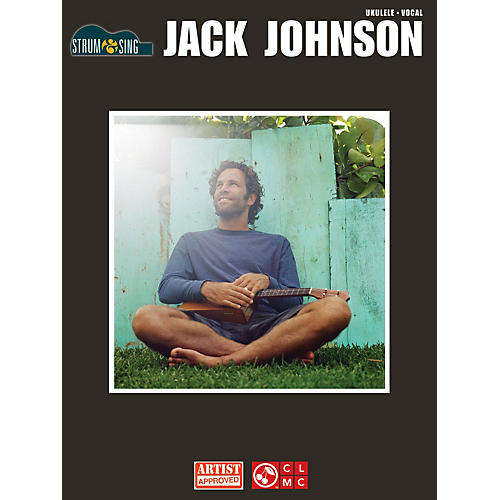 Cherry Lane Jack Johnson Strum & Sing Ukulele Songbook thumbnail