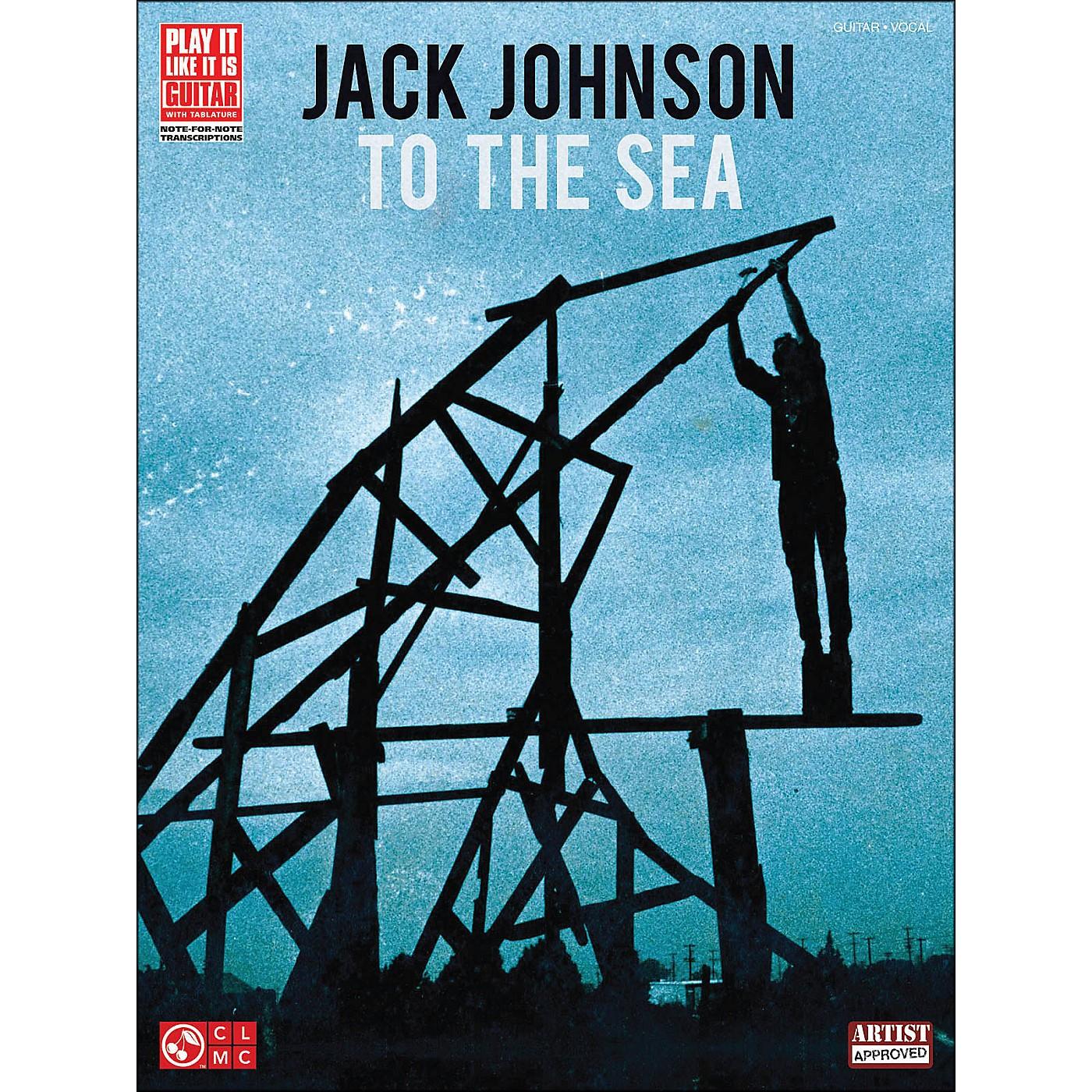 Cherry Lane Jack Johnson: To The Sea Guitar Tab Songbook thumbnail