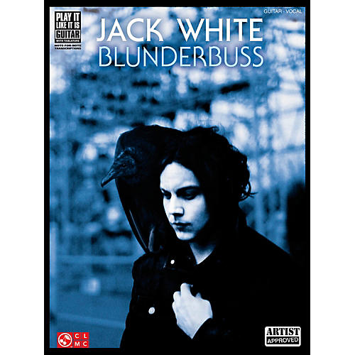 Cherry Lane Jack White - Blunderbuss Guitar Tab Songbook thumbnail