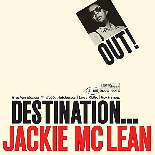 Alliance Jackie McLean - Destination Out thumbnail