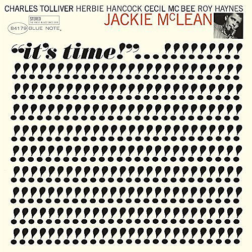Alliance Jackie McLean - It's Time! thumbnail