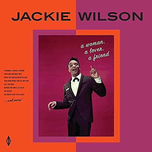 Alliance Jackie Wilson - Woman A Lover A Friend thumbnail