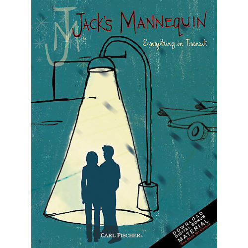 Carl Fischer Jack's Mannequin Songbook - Everything in Transit thumbnail