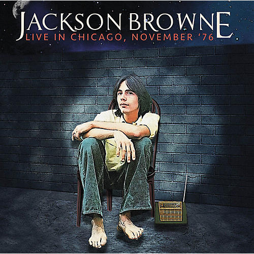 Alliance Jackson Browne - Live In Chicago November '76 thumbnail