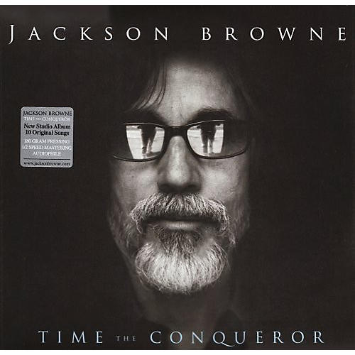 Alliance Jackson Browne - Time the Conqueror thumbnail