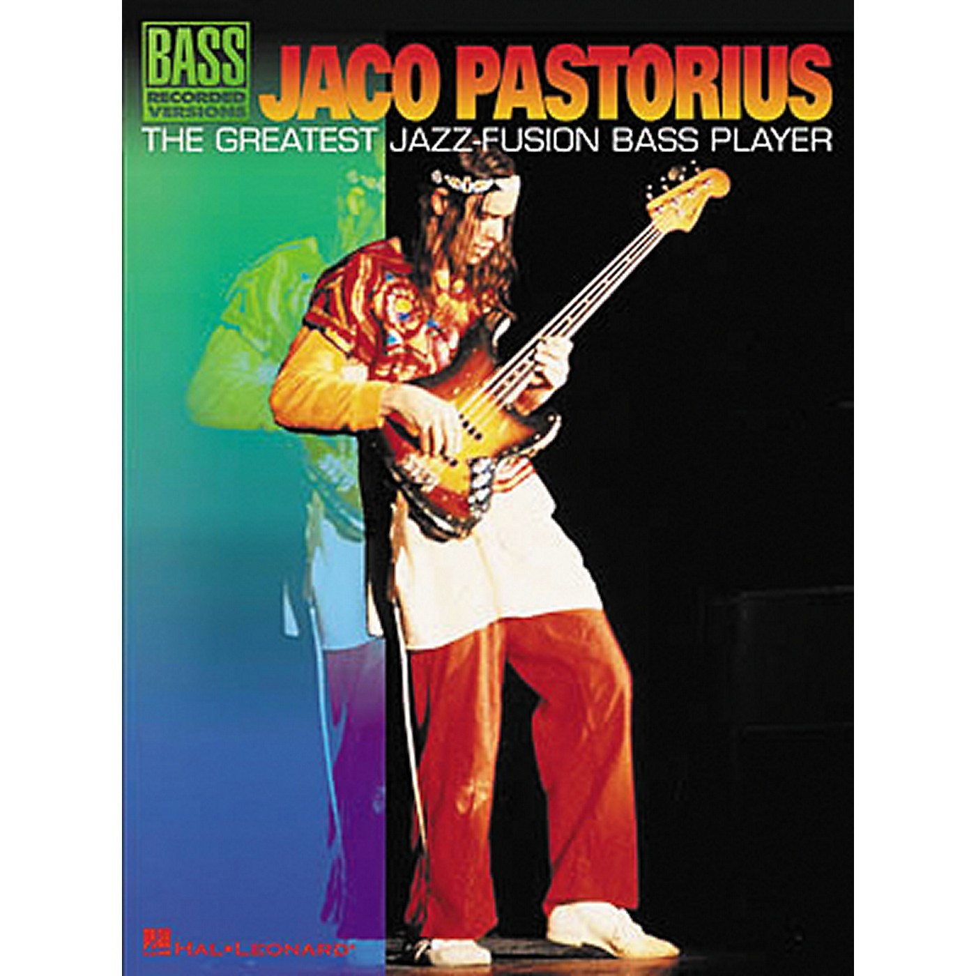 Hal Leonard Jaco Pastorius - The Greatest Jazz-Fusion Bass Player Book thumbnail