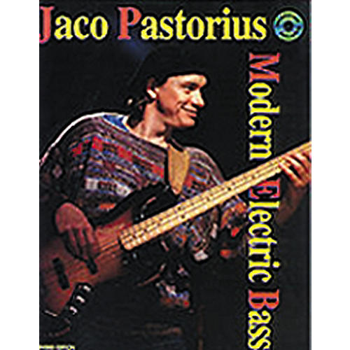 Alfred Jaco Pastorius Book/CD thumbnail