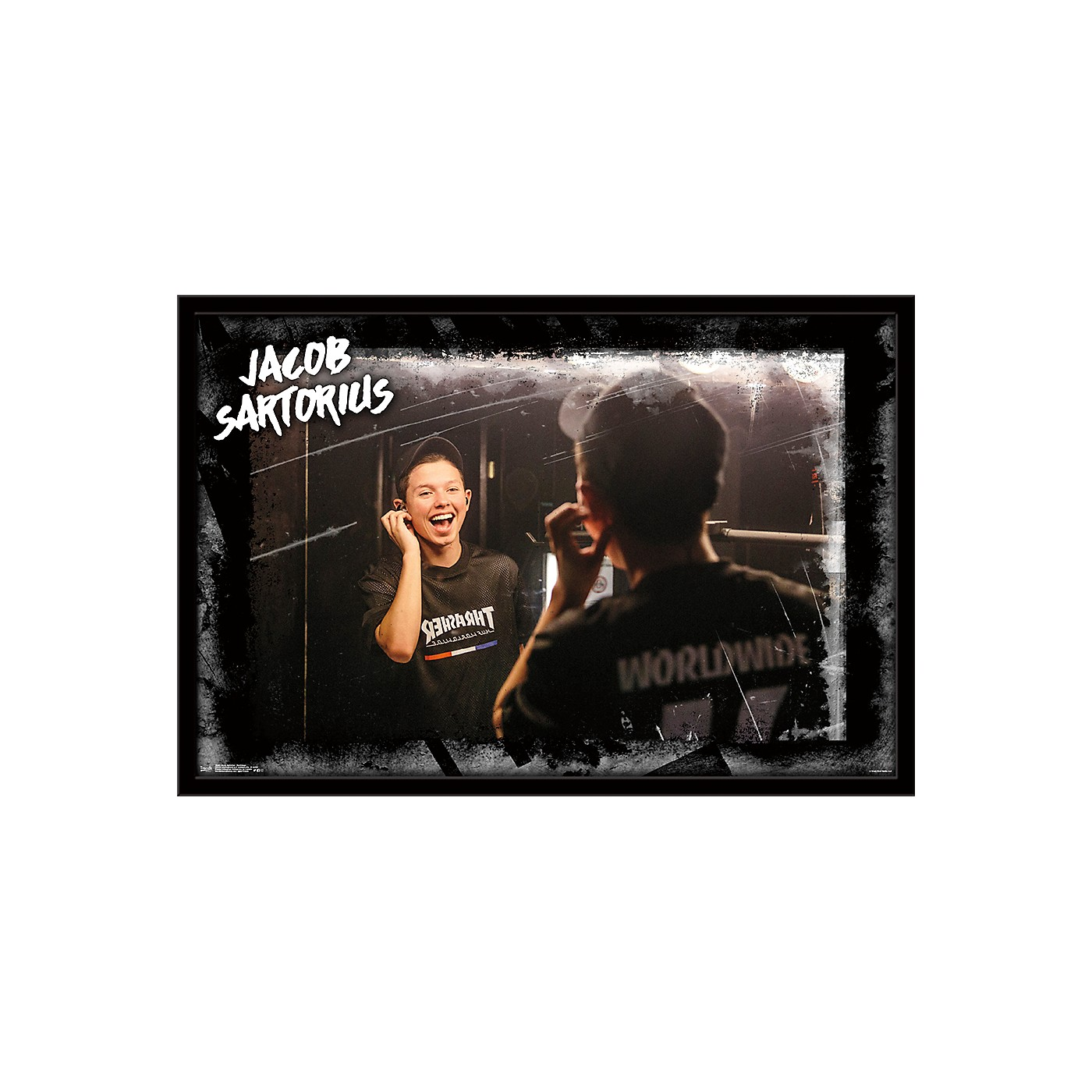 Trends International Jacob Sartorious - Backstage Poster thumbnail