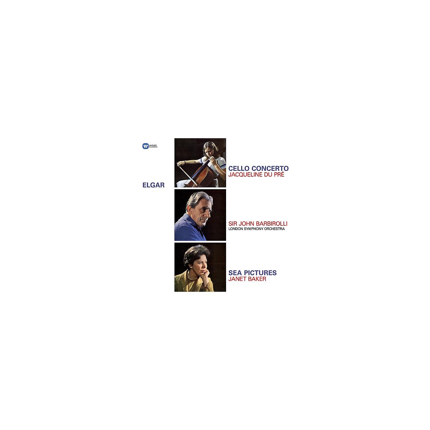 Alliance Jacqueline du Pré - Cello Concerto Sea Pictures thumbnail