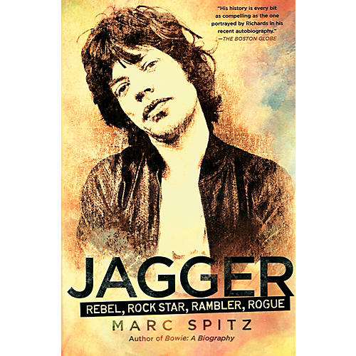 Penguin Books Jagger - Rebel, Rock Star, Rambler, Rogue Book thumbnail