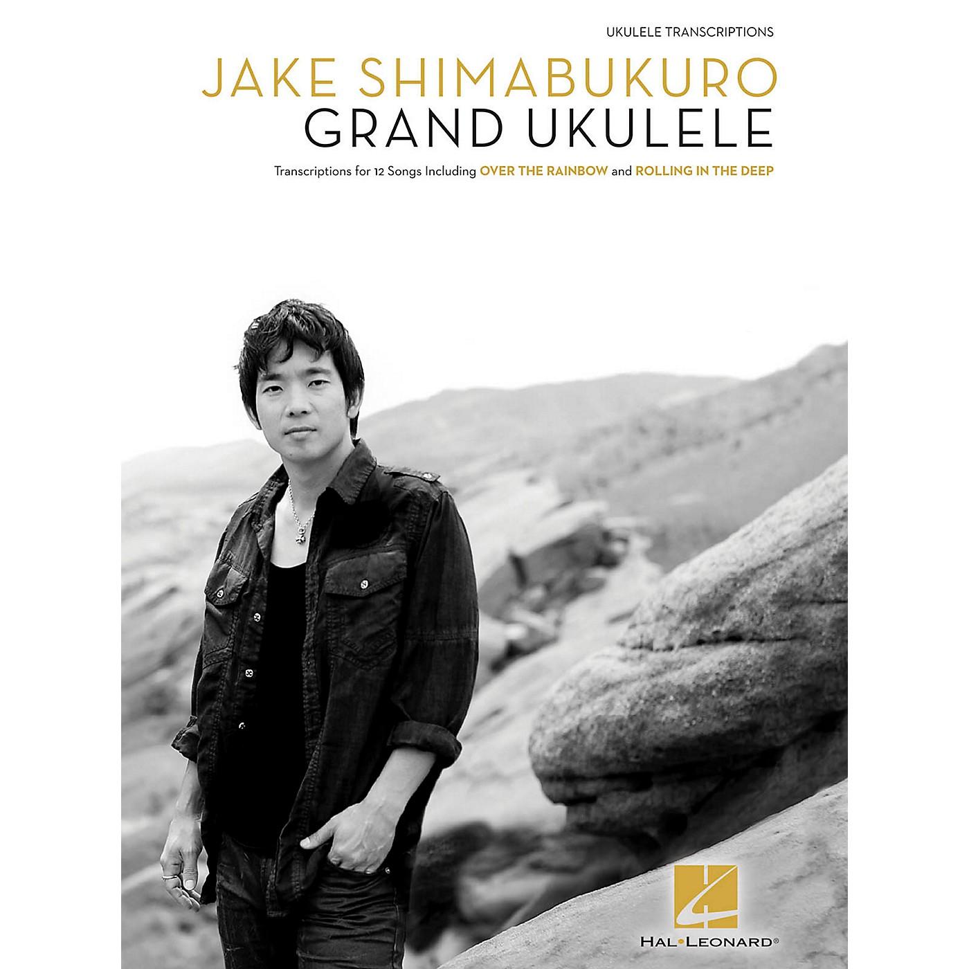 Hal Leonard Jake Shimabukuro - Grand Ukulele thumbnail