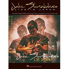 Hal Leonard Jake Shimabukuro - Live In Japan Ukulele Songbook