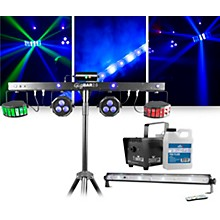CHAUVET DJ Jam Pack Emerald with GigBAR 2 Lighting Package