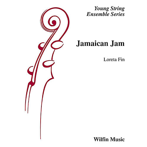 Alfred Jamaican Jam String Orchestra Grade 1.5-2 Set thumbnail