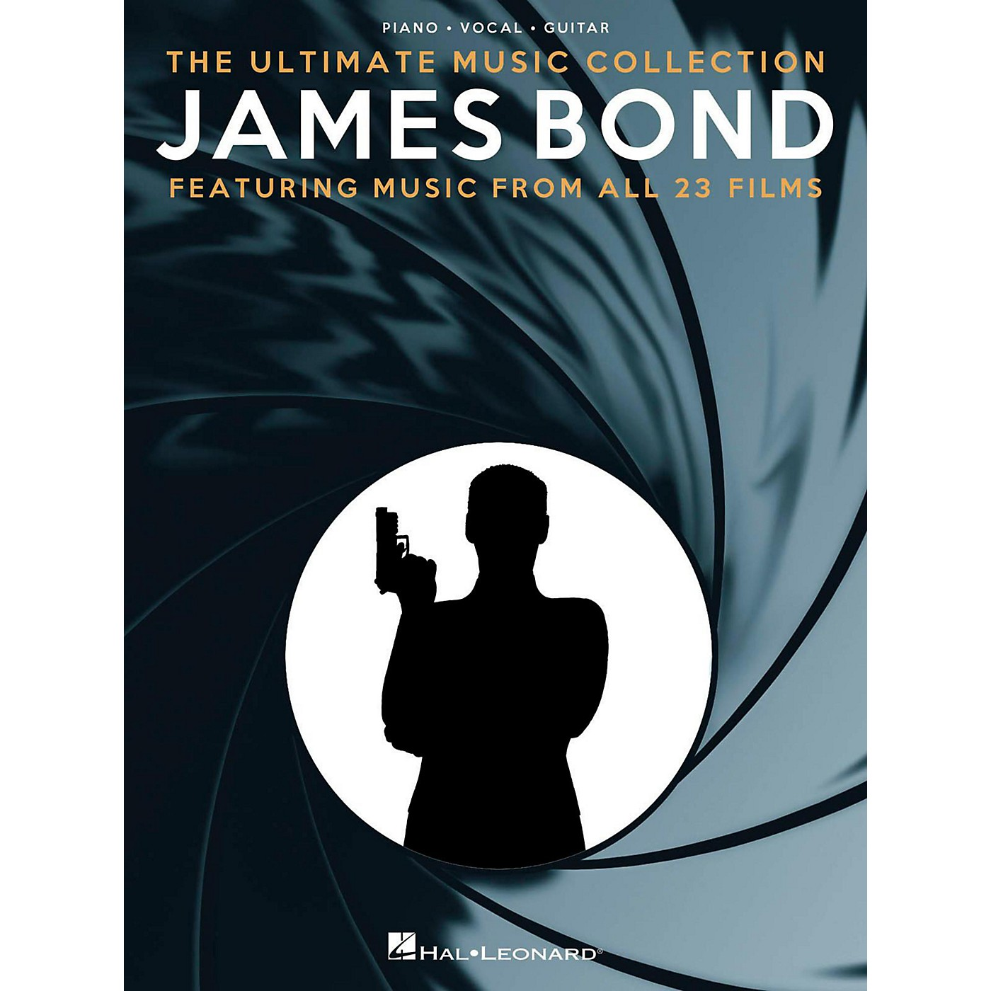 Music Sales James Bond - The Ultimate Music Collection Piano/Vocal/Guitar Songbook thumbnail