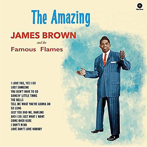 Alliance James Brown - Amazing James Brown + 4 Bonus Tracks thumbnail