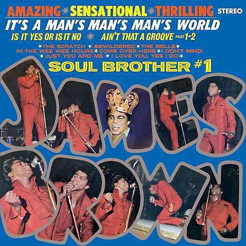 Alliance James Brown - It's A Man's Man's Man's World thumbnail
