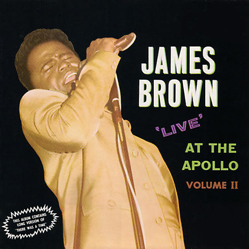 Alliance James Brown - Live at the Apollo Vol II: Deluxe Edition thumbnail