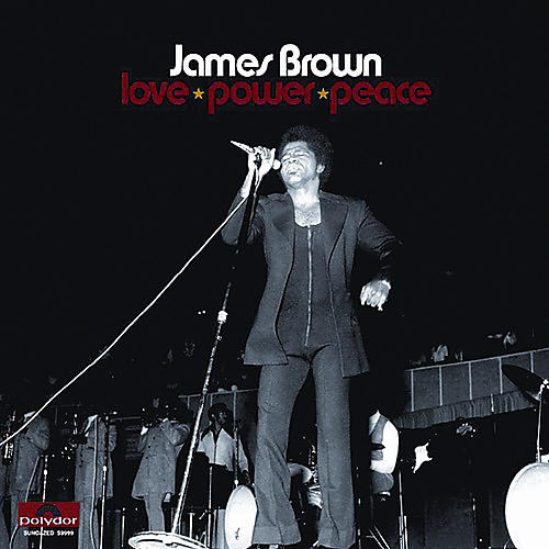 Alliance James Brown - Love Power Peace thumbnail
