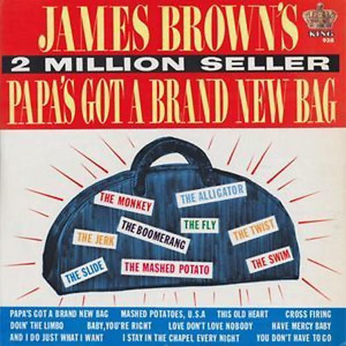 Alliance James Brown - Papa's Got a Brand New Bag thumbnail