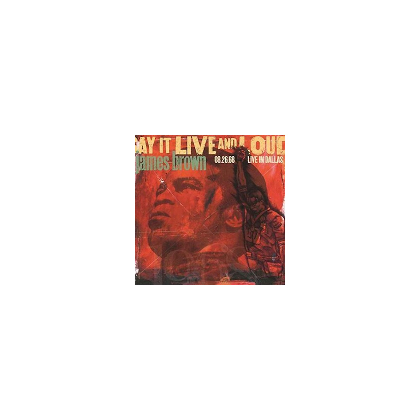 Alliance James Brown - Say It Live And Loud: Live In Dallas 8.26.68 thumbnail