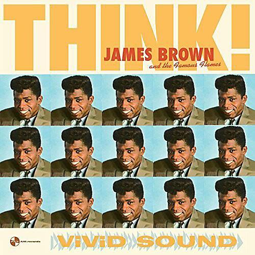 Alliance James Brown & the Famous Flames - Think! + 2 Bonus Tracks thumbnail