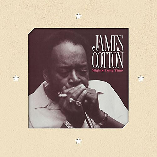 Alliance James Cotton - Mighty Long Time thumbnail
