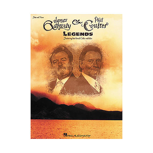 Hal Leonard James Galway & Phil Coulter - Legends thumbnail