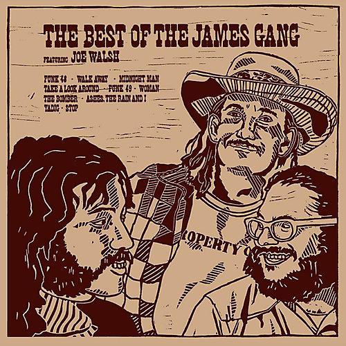 Alliance James Gang - Best Of The James Gang thumbnail
