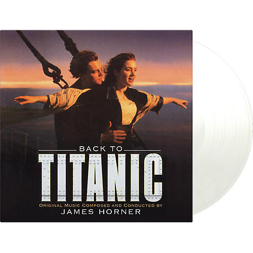 Alliance James Horner - Back To Titanic (Original Soundtrack) thumbnail
