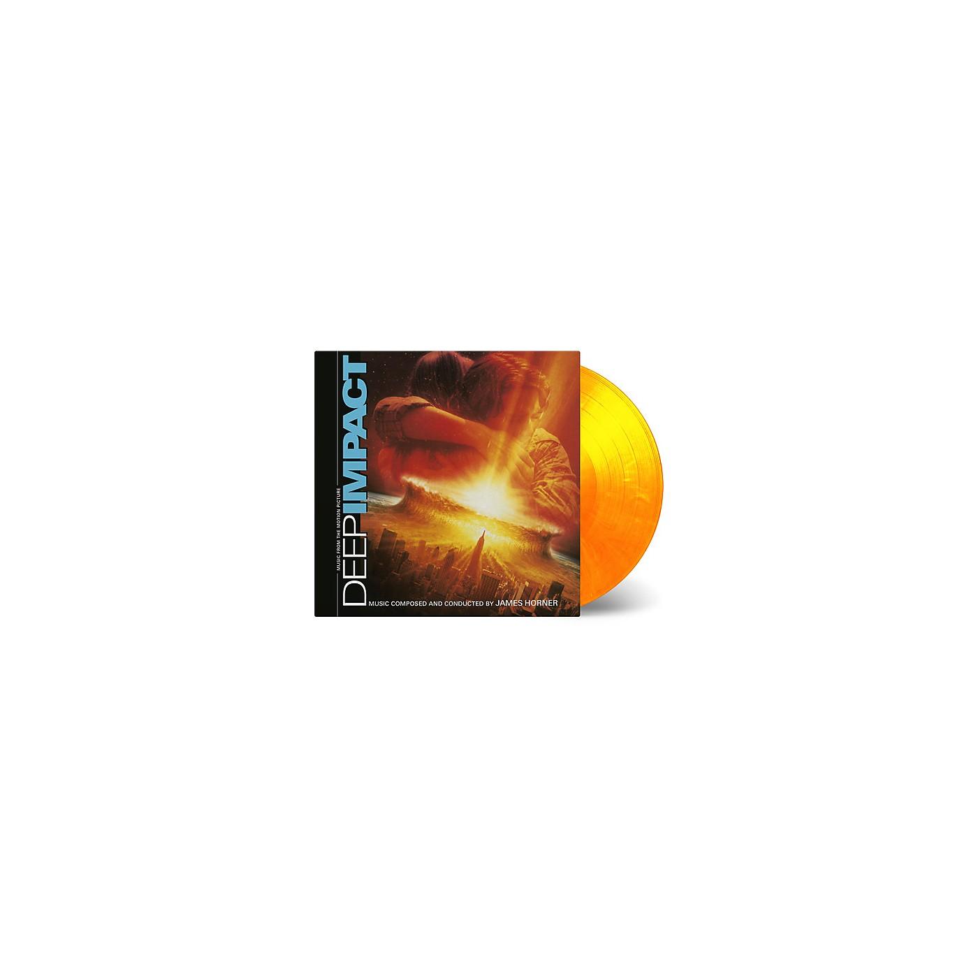 Alliance James Horner - Deep Impact (Original Motion Picture Soundtrack) thumbnail