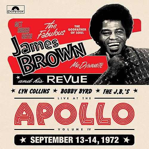 Alliance James Revue Brown - Live at the Apollo 1972 thumbnail