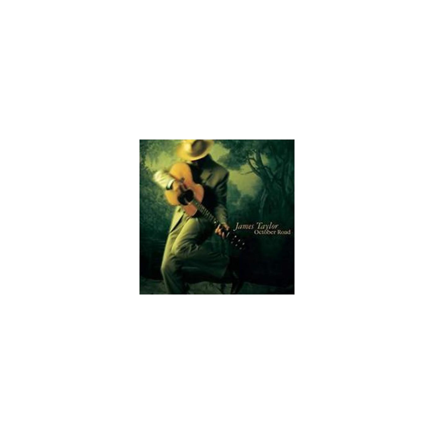 Alliance James Taylor - October Road thumbnail