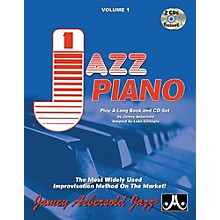 Jamey Aebersold Jamey Aebersold Jazz, Volume 1: Jazz Piano Book & 2 CDs