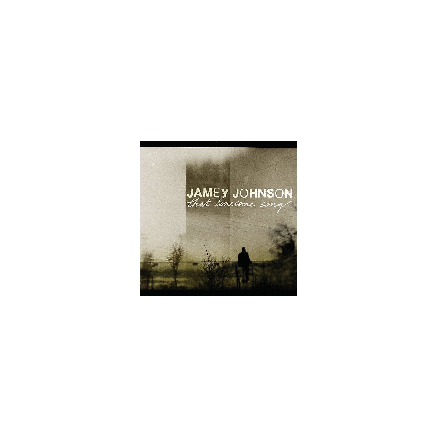 Alliance Jamey Johnson - That Lonesome Song (CD) thumbnail