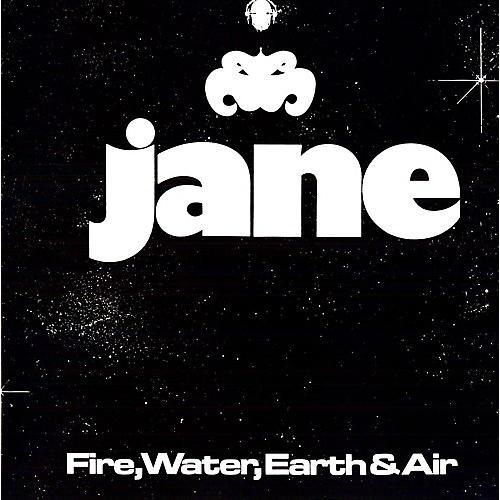 Alliance Jane - Fire Water Earth & Air thumbnail