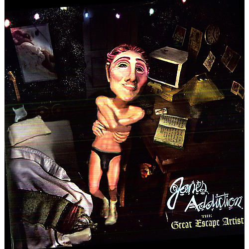 Alliance Jane's Addiction - The Great Escape Artist thumbnail