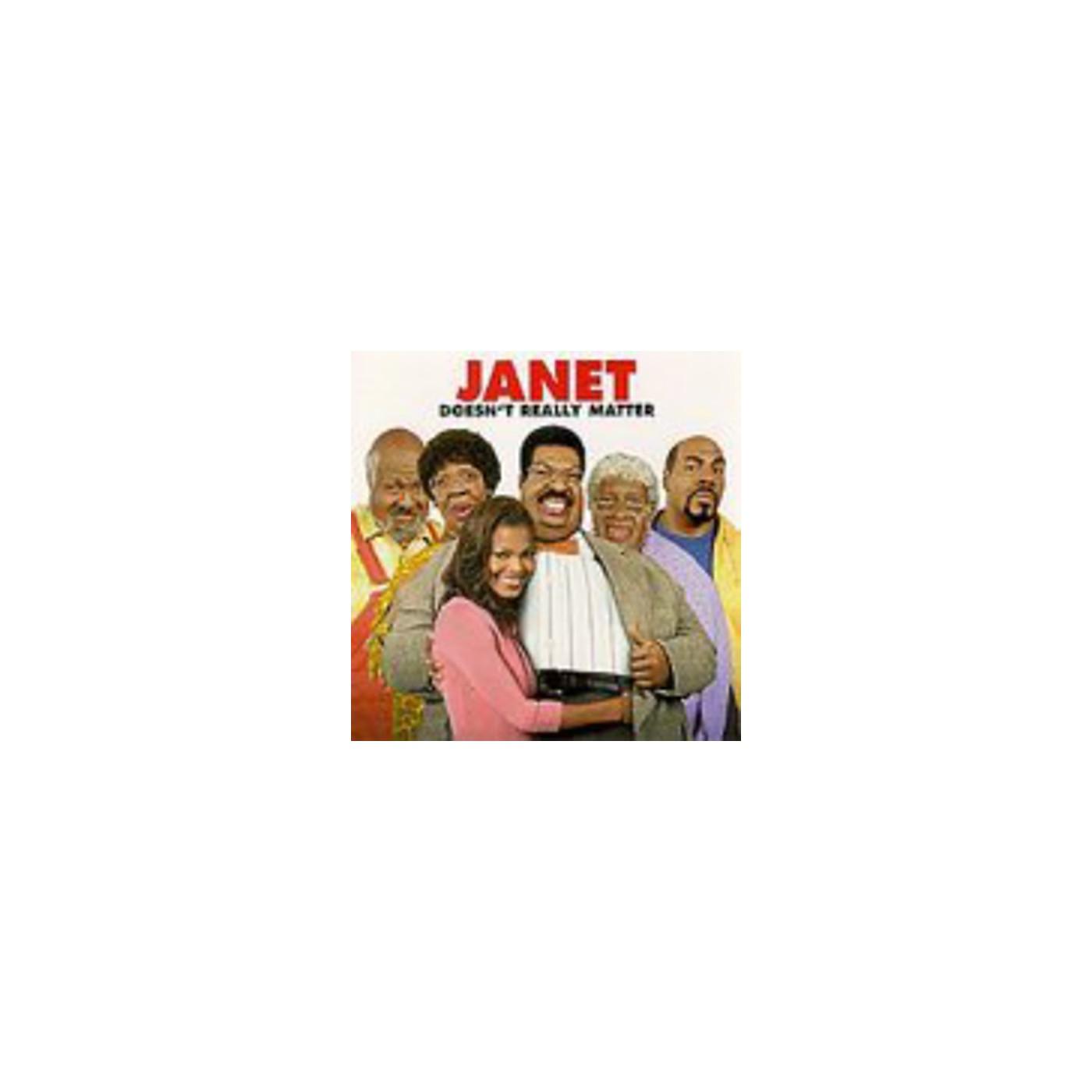 Alliance Janet Jackson - Doesn't Really Matter thumbnail