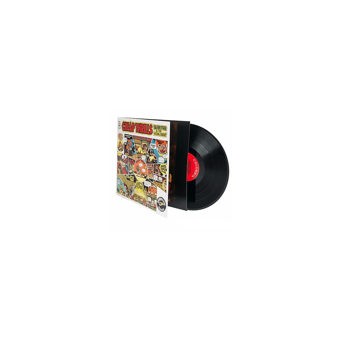 Alliance Janis Joplin - Cheap Thrills [Mono] thumbnail