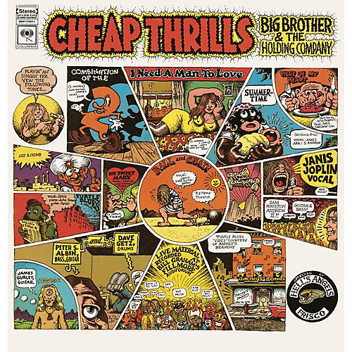 Alliance Janis Joplin - Cheap Thrills thumbnail