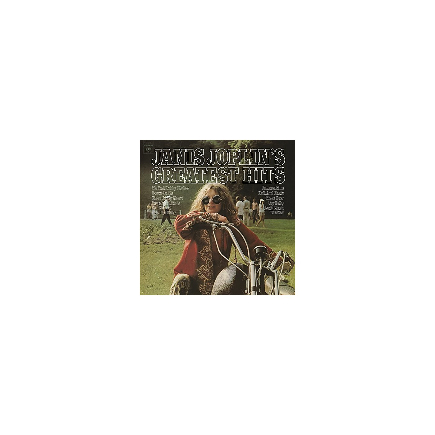 Alliance Janis Joplin - Janis Joplin's Greatest Hits thumbnail