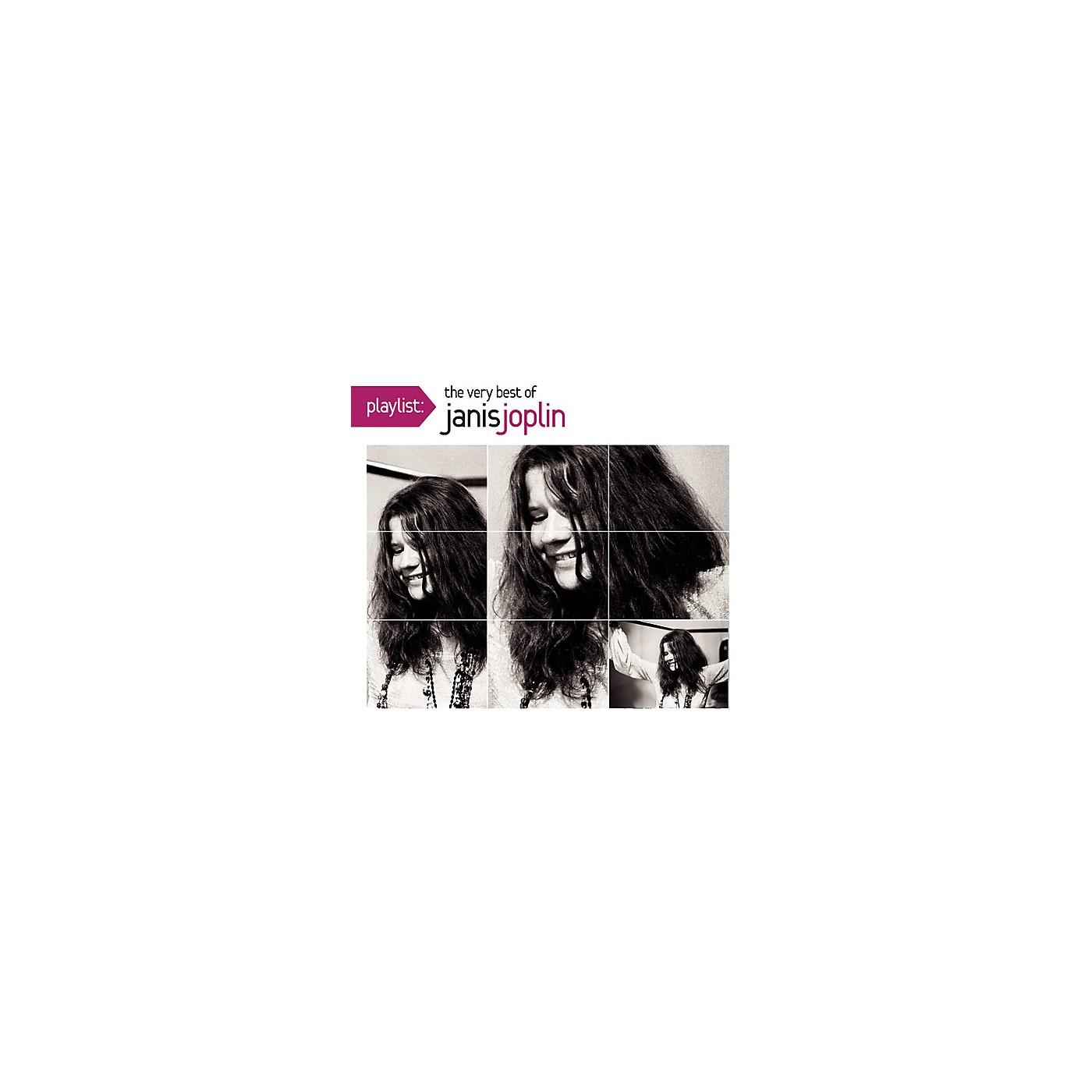 Alliance Janis Joplin - Playlist: Very Best Of (CD) thumbnail