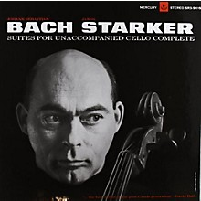 Janos Starker - Bach-6 Solo Cello Suites